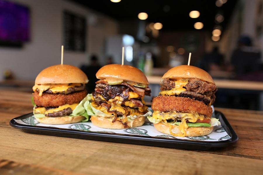 beats burgers