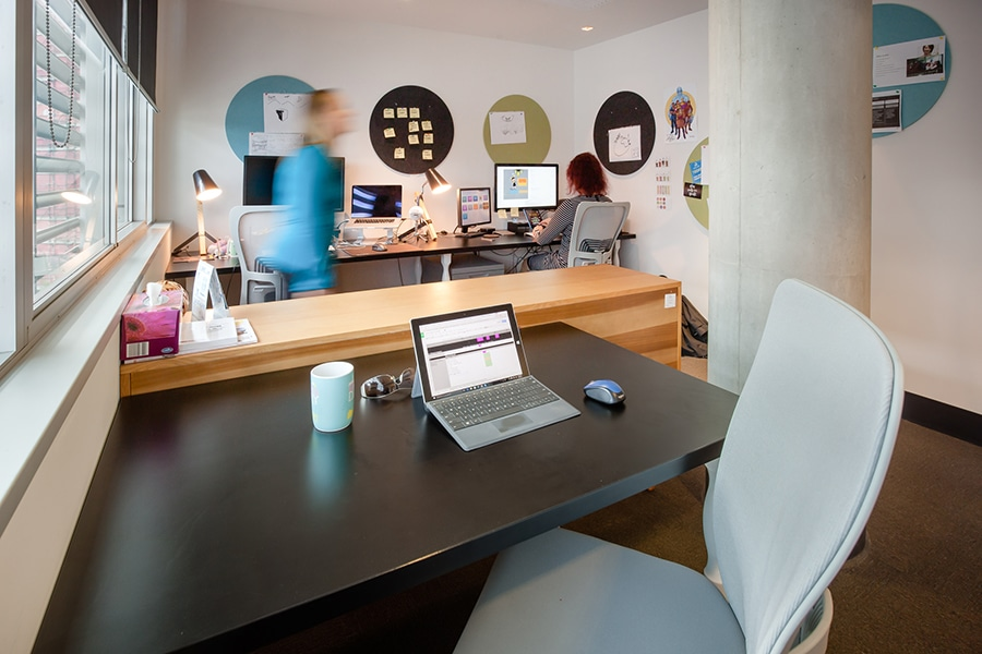 working spaces in brisbane the coterie