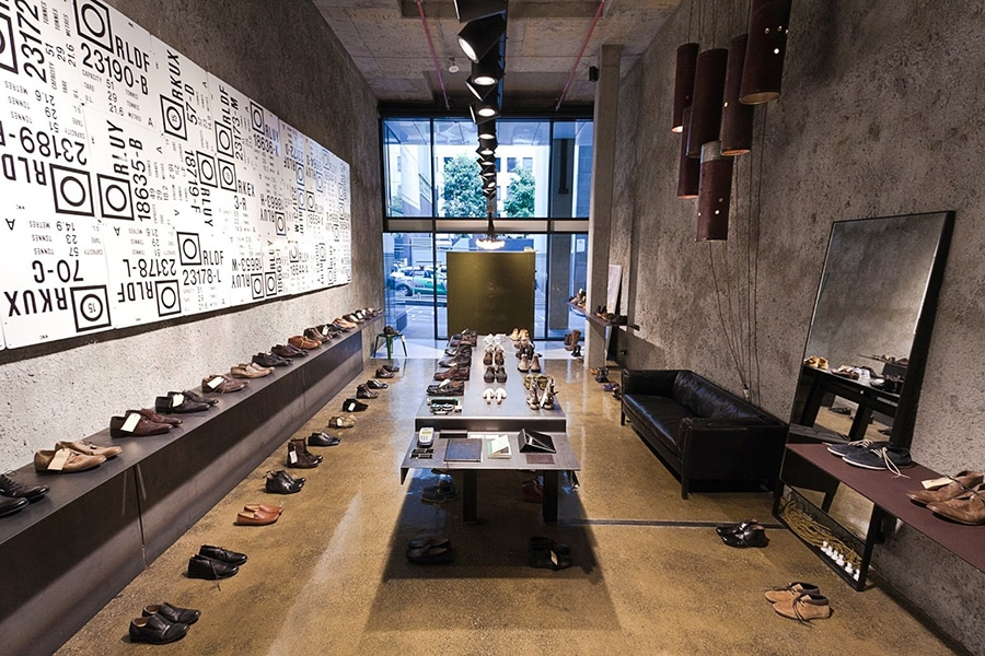 124 shoes store