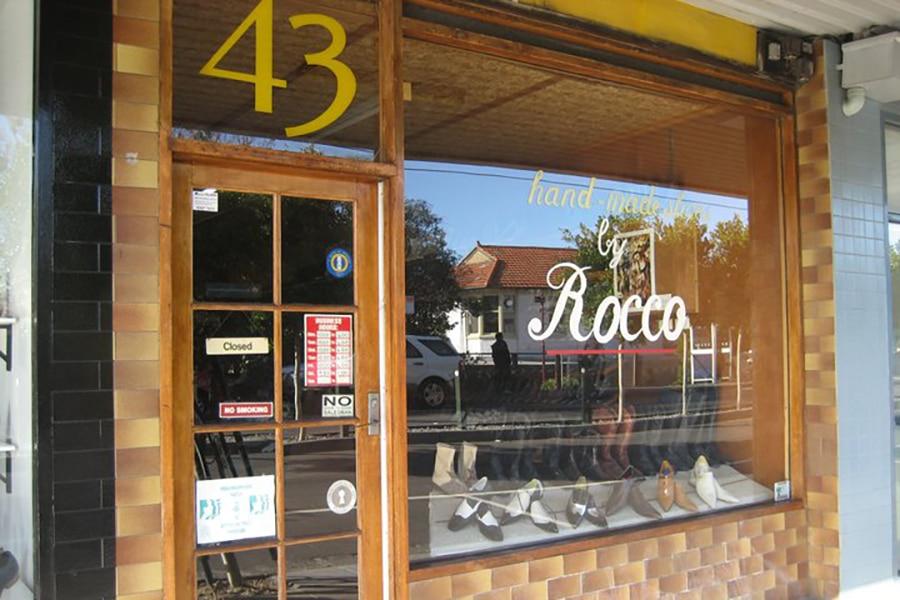 rocco shoe in malvern