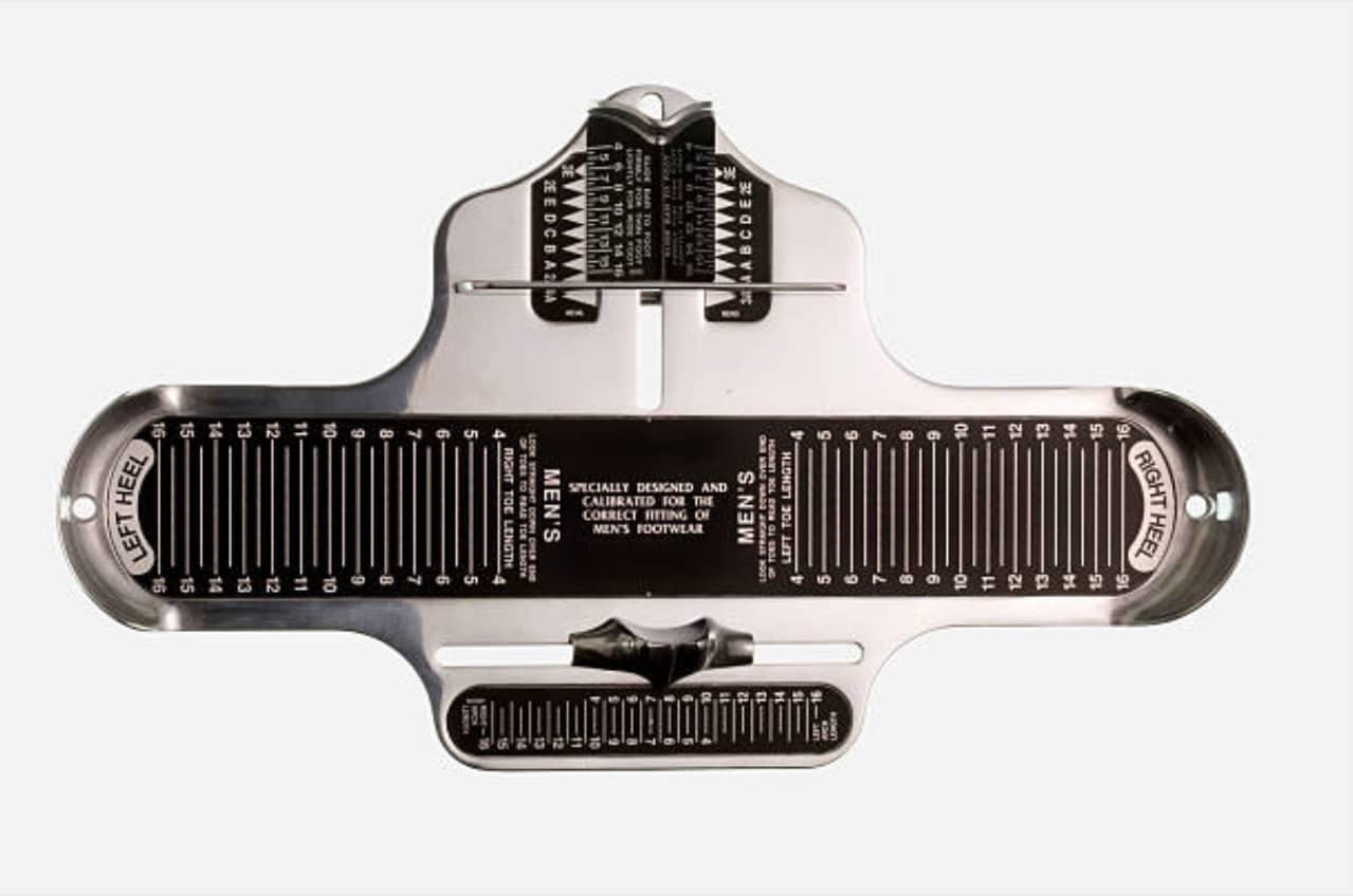 men shoe size conversion guide
