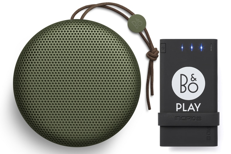 huckberry b&o play beoplay a1 + power bank