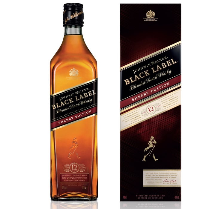 limited edition sherry scotch whisky