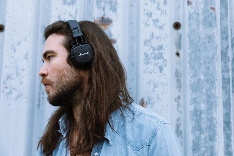 major iii bluetooth headphones adjust face