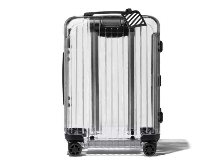Rimowa and Off-White Reimagine Luggage with New Carry-On