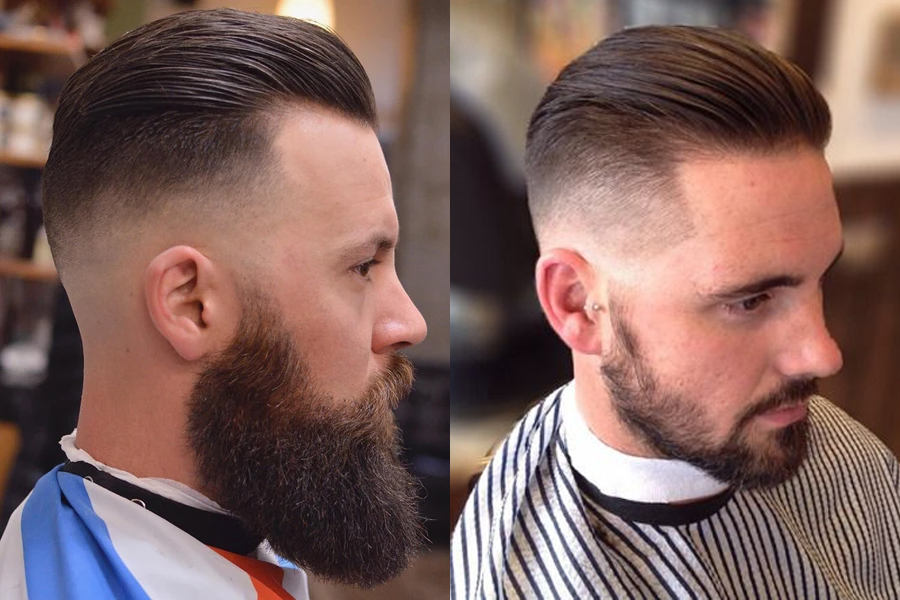 20 Best Slicked Back Hairstyles Haircuts For Men Man Of Many