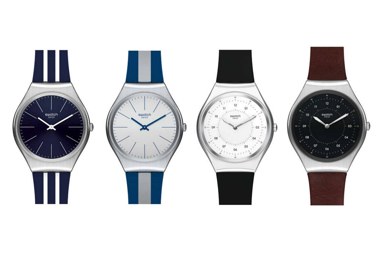swatch skin series irony watch collection