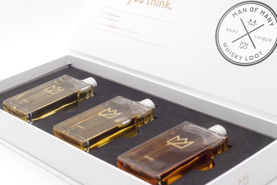 whisky is own custom frames