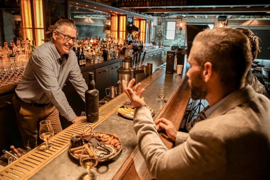 glenlivet code scotch whiskey bar