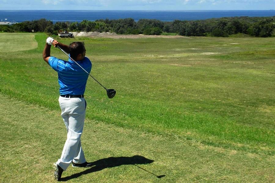 cullens golf driving range near in seaside
