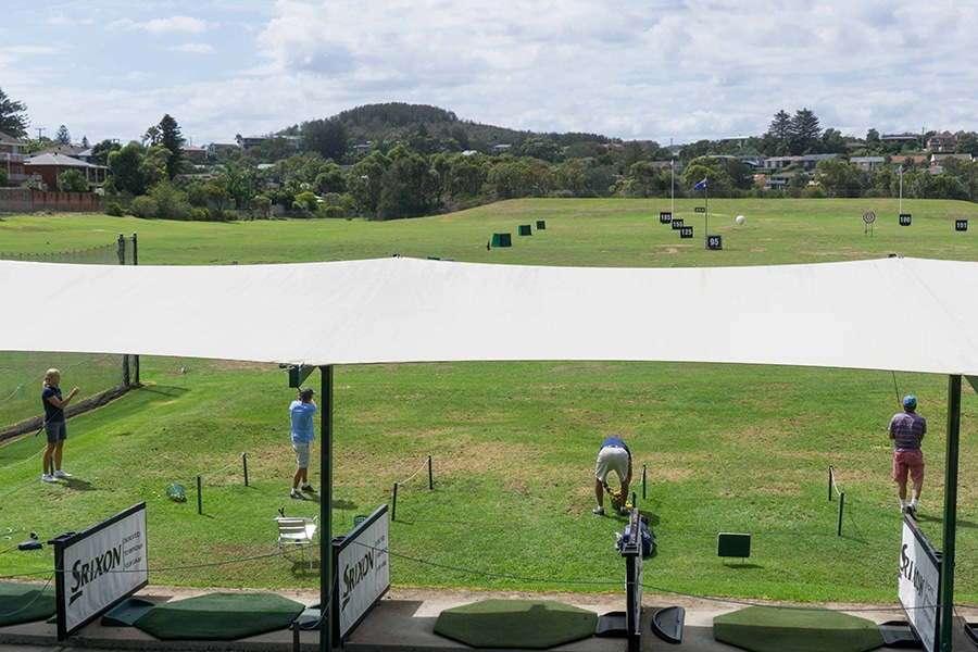Pittwater Golf Centre best driving ranges in Sydney