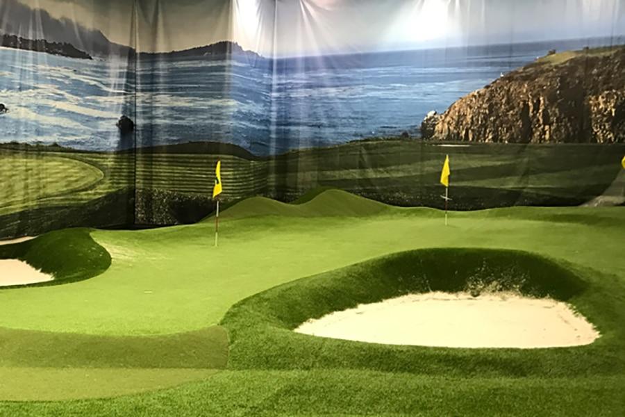 precision golf in the sydney suburb