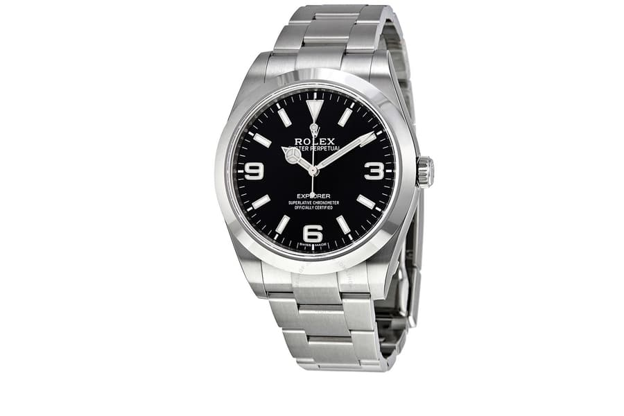 rolex explorer field watch
