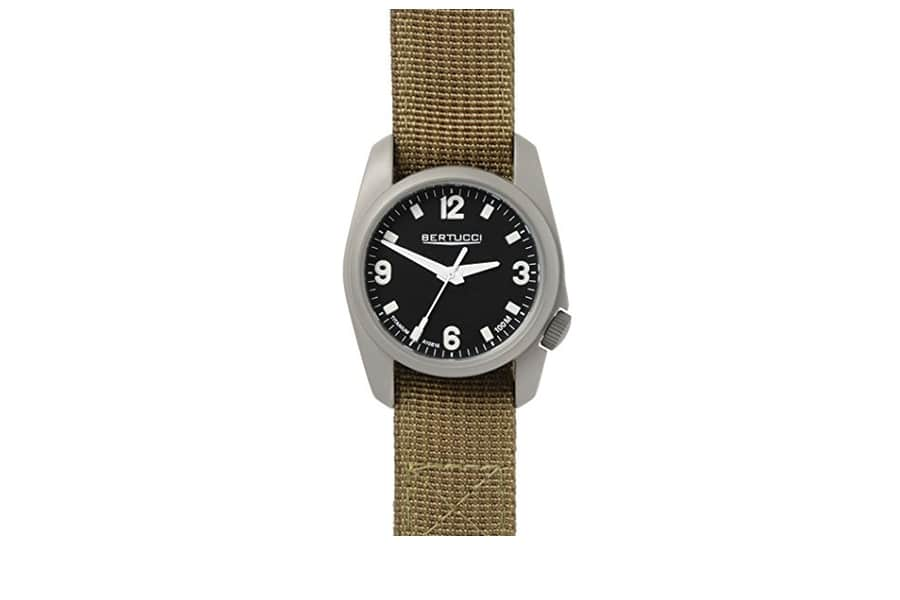 bertucci a 1t titanium watch