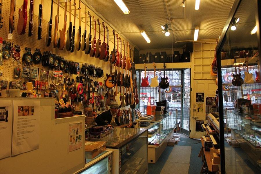 pete's musicians market