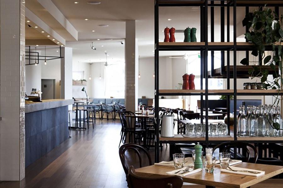 plough restaurant interior