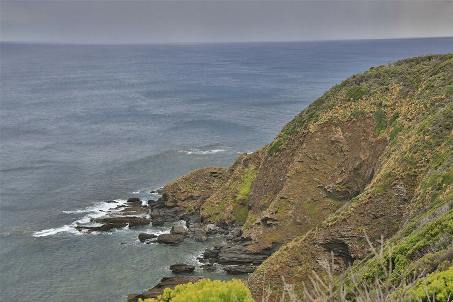 bear gully campground cape liptrap coastal park