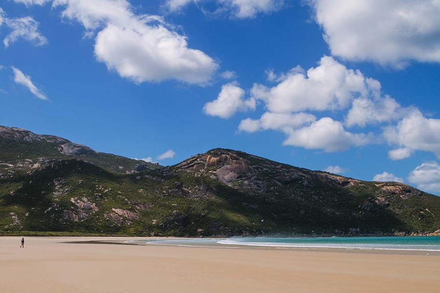 yanakie campgrounds wilsons promontory