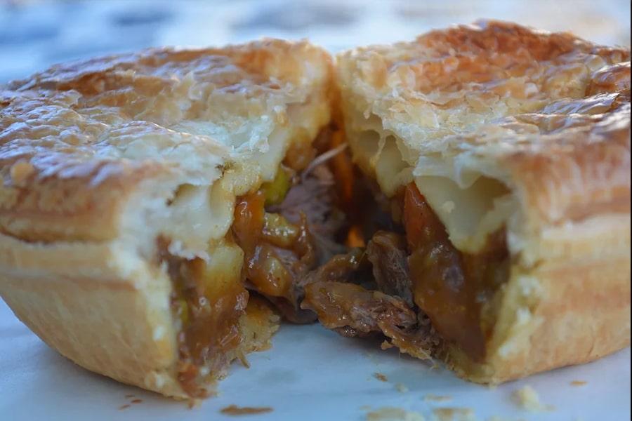 gourmet pies truck pie