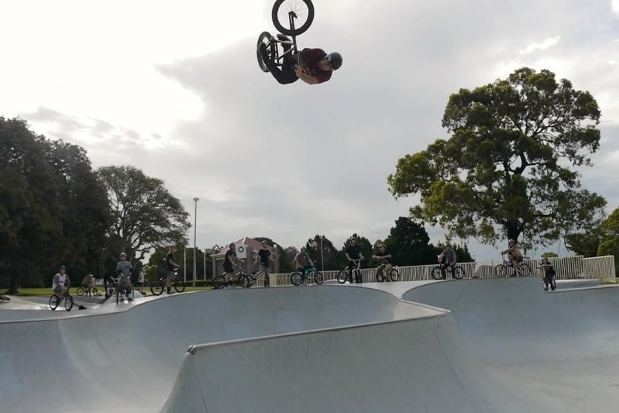 five dock skate park