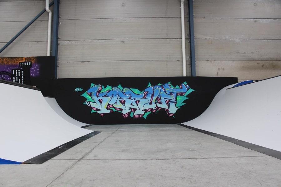 korrupt indoor skatepark