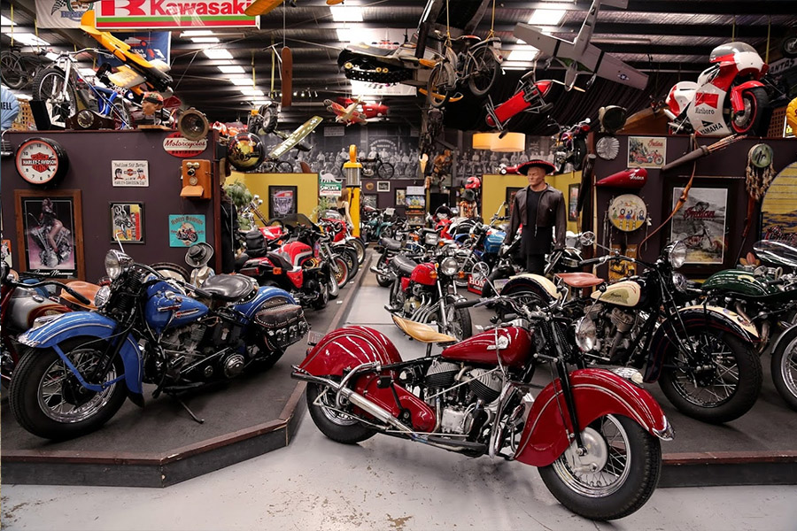 antique motorcycles shops in melbourne
