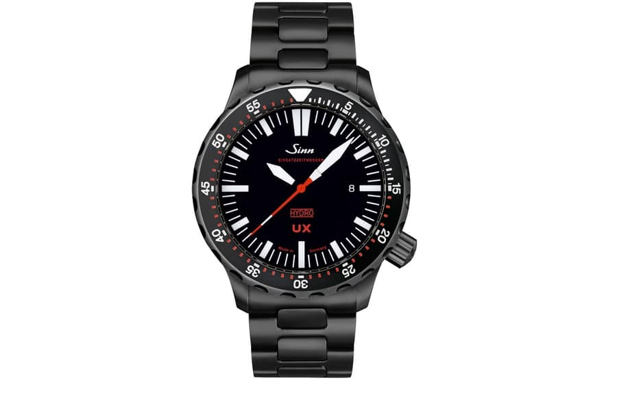 sinn diving watch ux s