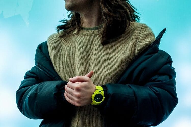 Casio G-Shock GBA800 Watch Coat