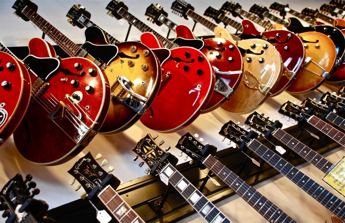 13 best rare and vintage guitar stores sydney