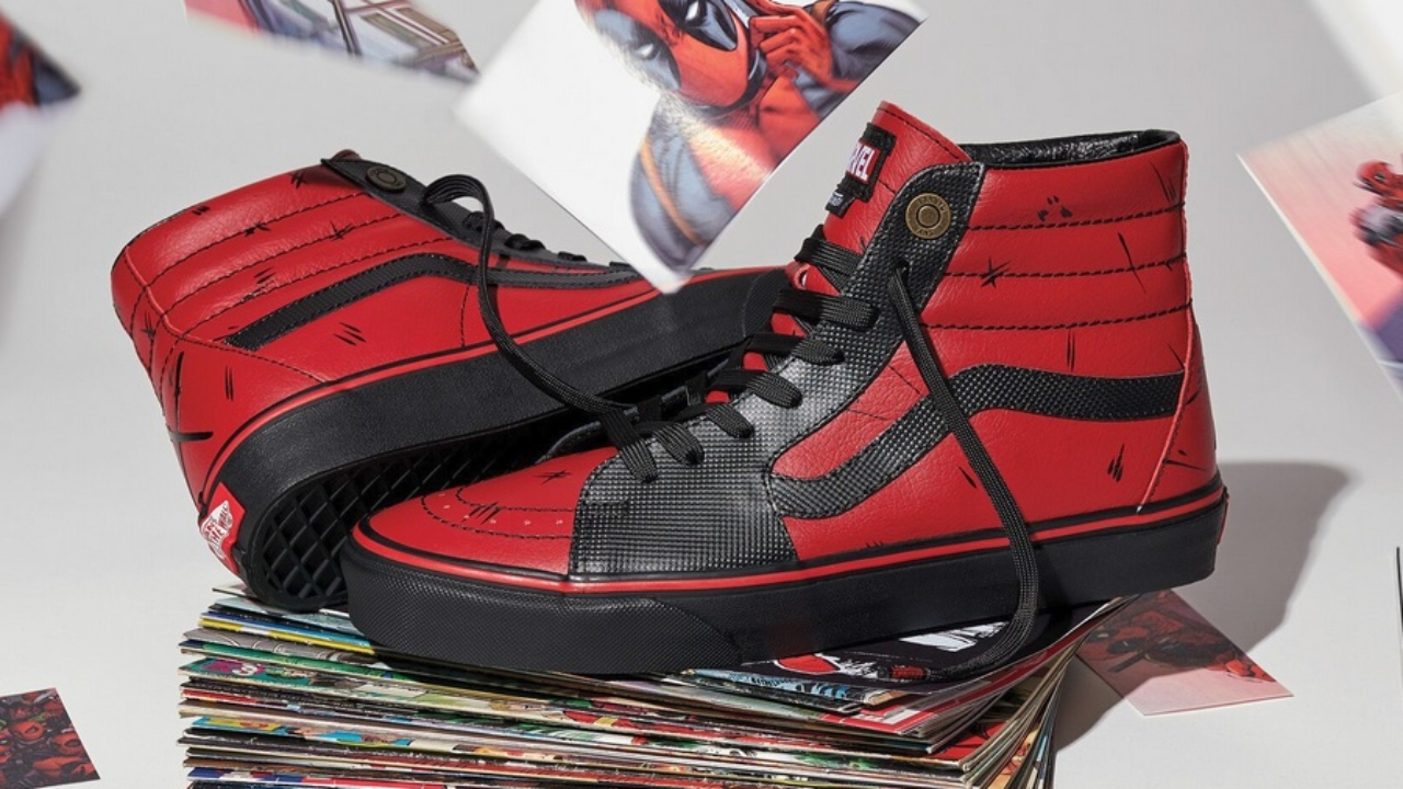 Marvel x Vans: A Collection Worthy of Earth's Mightiest