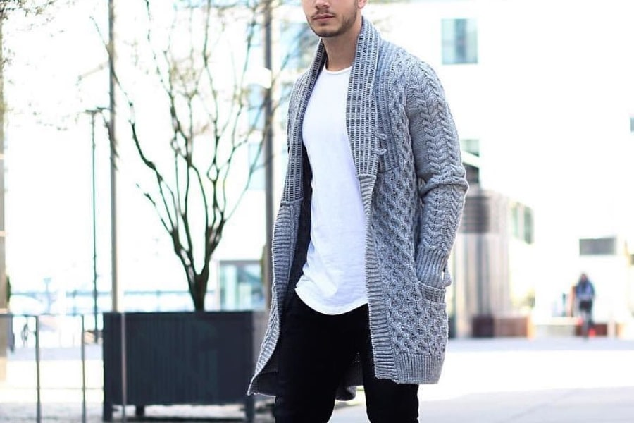 Top 7 Men S Winter Fashion Trends Man Of Many