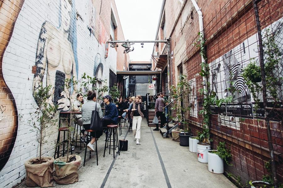 Paradise Alley Beer Garden