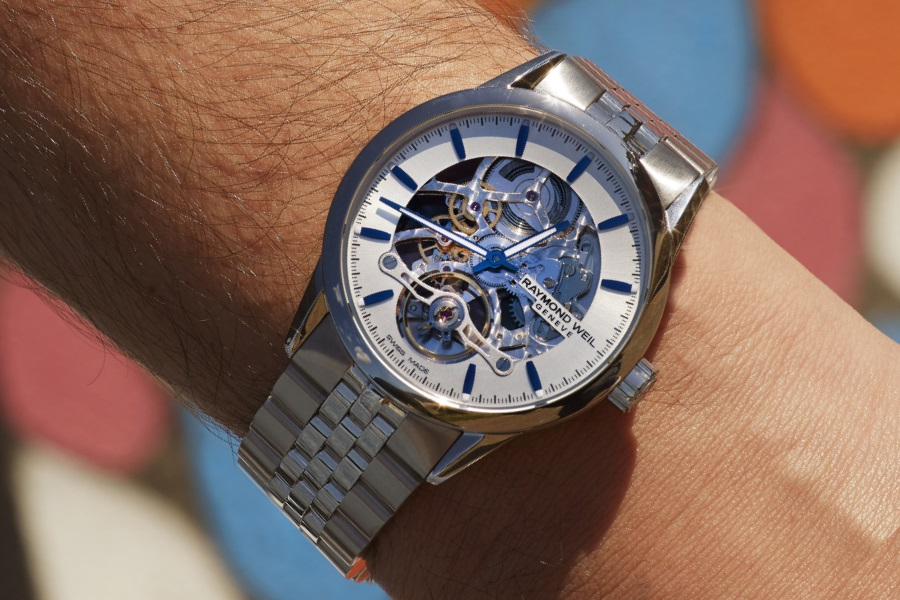 e38193723 Raymond Weil's Freelancer Skeleton Has Just Raised The Bar on Affordable  Swiss Luxury
