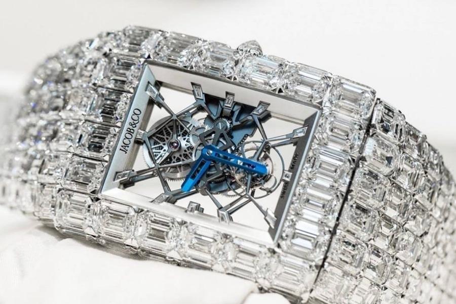floyd mayweather billionaire watch design view