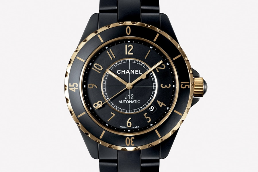 chanel men watch