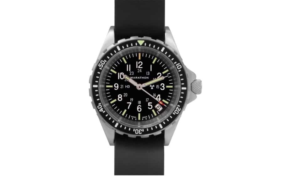 marathon search and rescue medium diver quartz