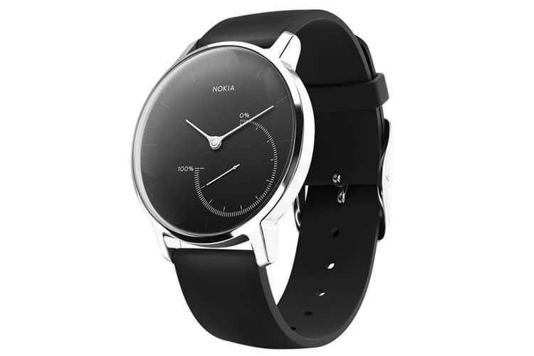 nokia steel activity sleep watch