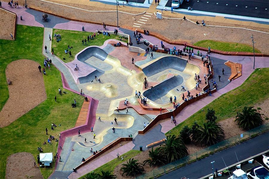 8 best skate parks in melbourne