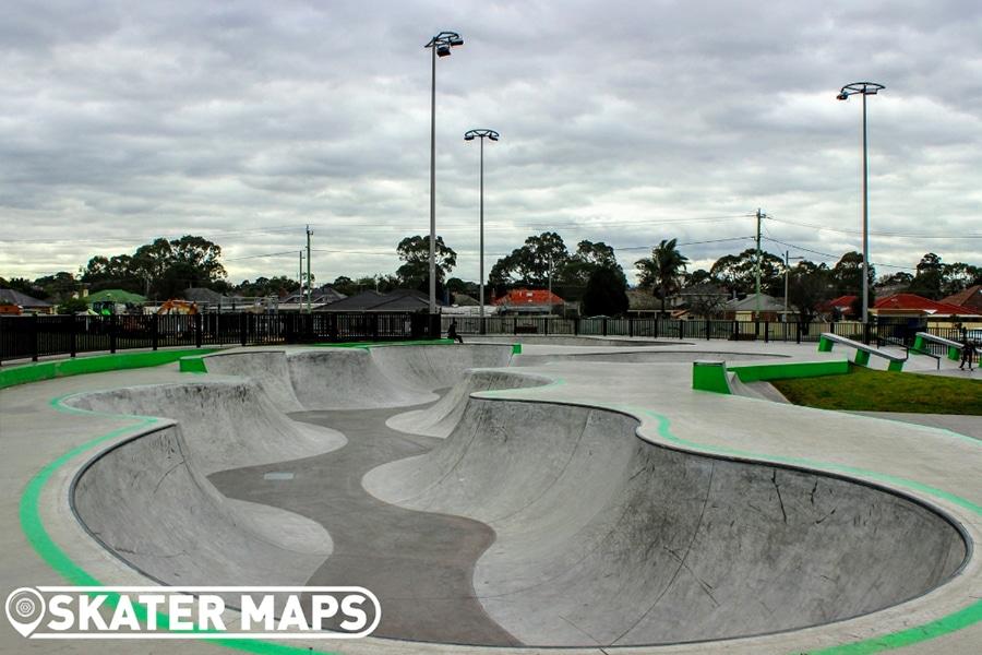 noble park skatepark