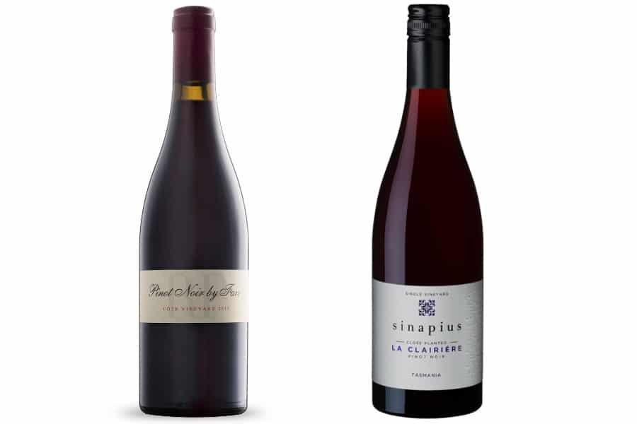 two best australian pinot noir red wines