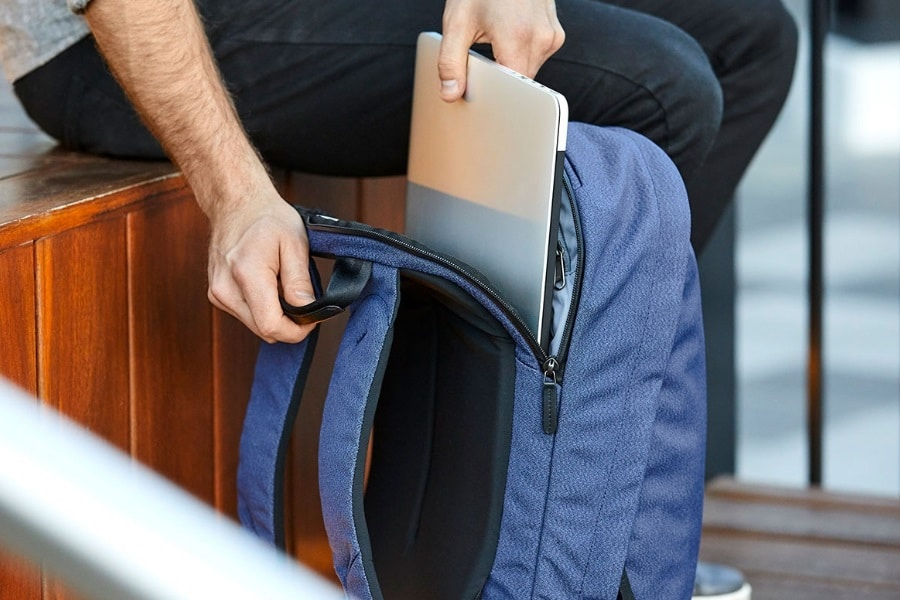 bellroy classic backpack plus laptop