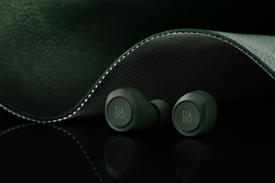 bang and olufsen's beoplay e8 earbuds under wave