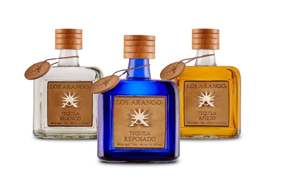 los arango tequila reposado