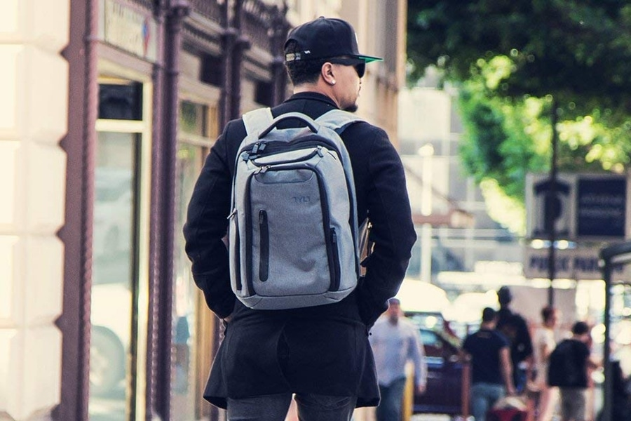 TYLT Energi Pro Power Backpack with Charging Station