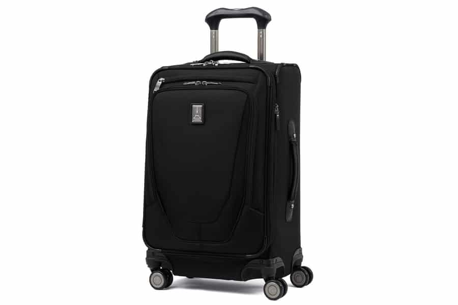 travelpro crew 11 expandable spinner carry-on suiter