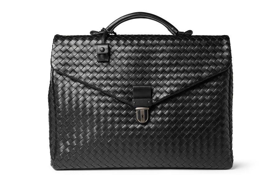 Bottega Veneta classic leather bag