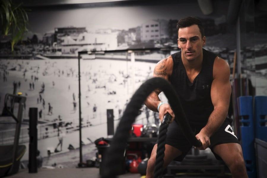Esquared Fitness app strength training