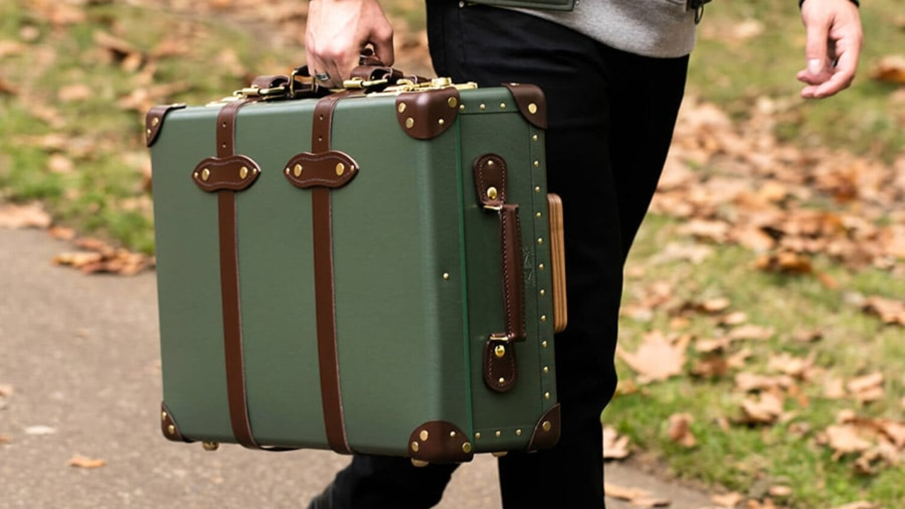 Top 25 Luxury Luggage Brands for Men's Travel Suitcases