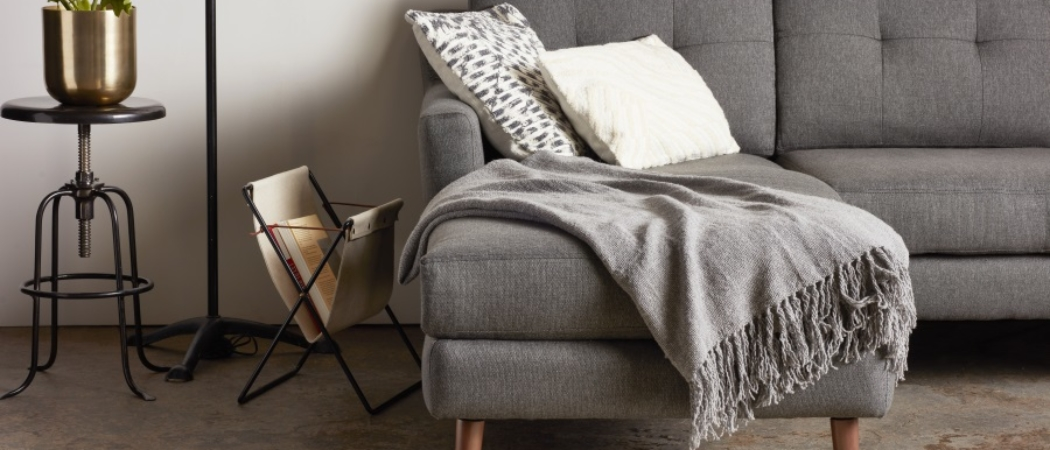 Burrow Makes the Perfect Couch for a Modern Bachelor Pad