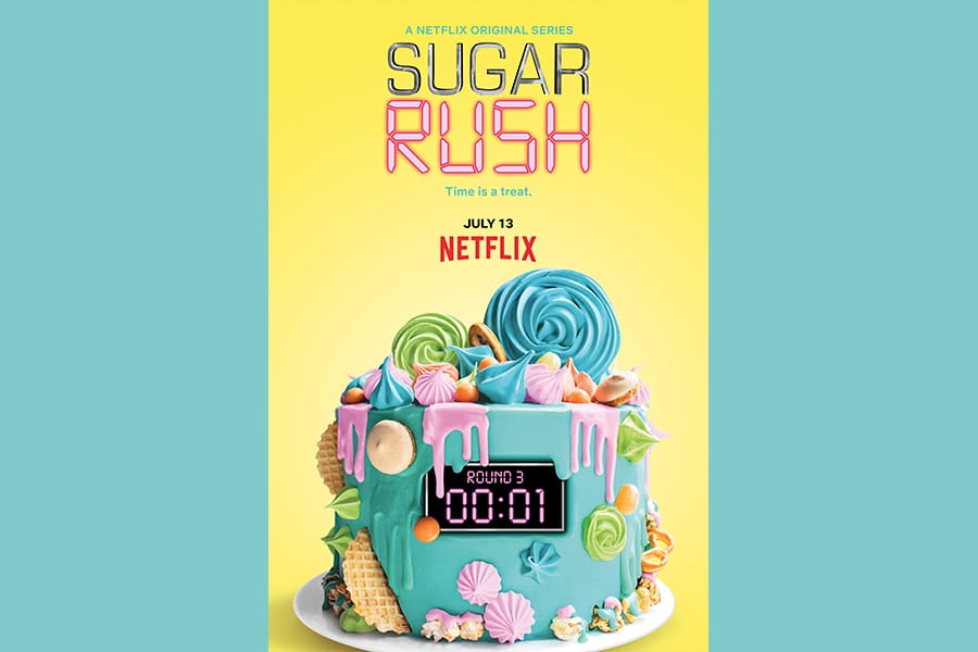 sugar rush baking competition program